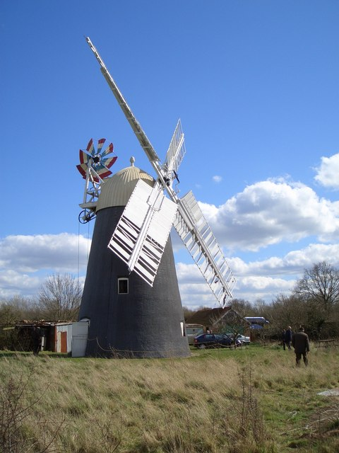 Suffolk Windmills