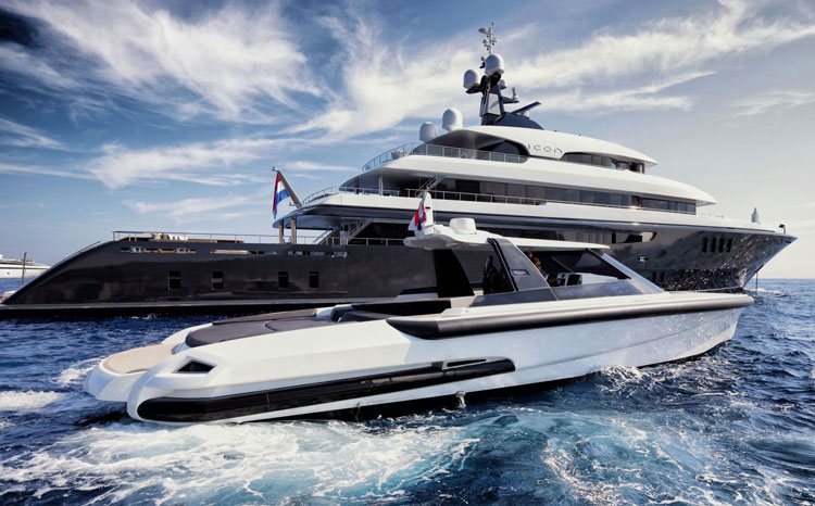 Superyacht Tenders and Toys wins Queens Award