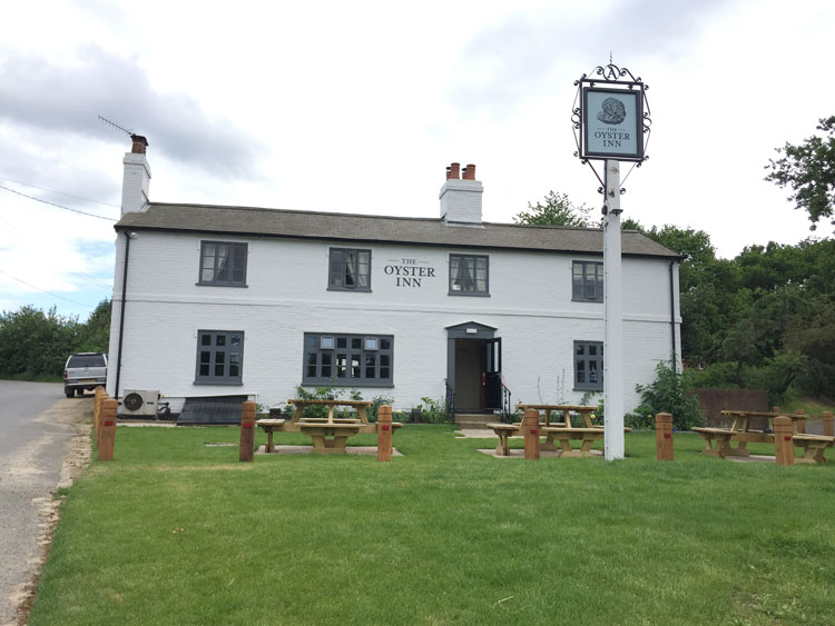 The Oyster Inn Butley