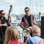 Live music at the Maritime Festival