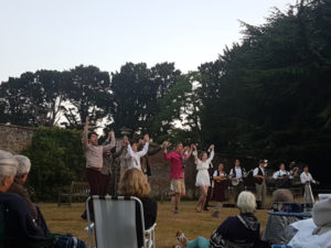 Shakespeare's Twelfth Night at Glemham Hall